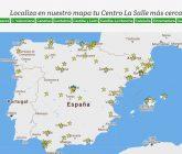 La Salle lanza una nueva web con todos sus colegios y universidades en España y Portugal