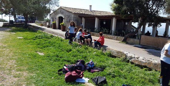 Jornada de convivencia de los alumnos de 5º de primaria de todos los colegios La Salle de Mallorca