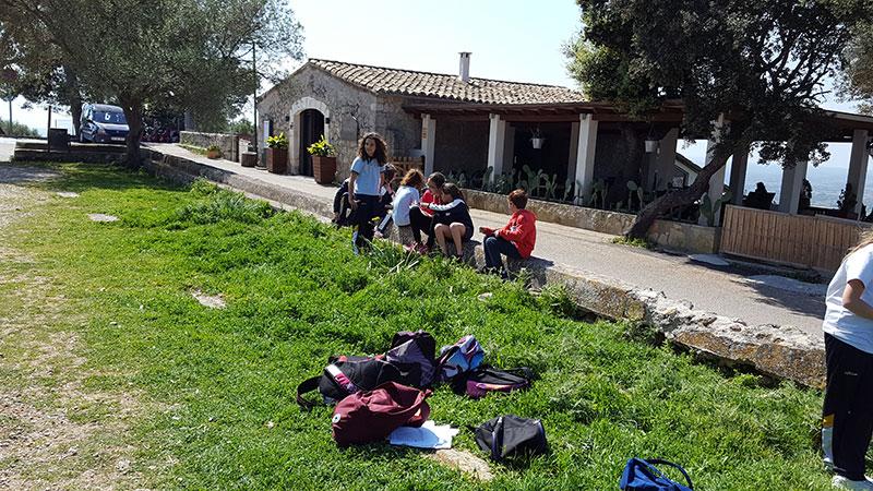Jornada de convivencia de los alumnos de 5 de primaria de todos los colegios la salle de - Busco trabajo en palma de mallorca ...