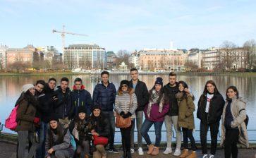 Alumnos de Bachillerato del colegio La Salle de Paterna viajan a Bergen (Noruega)