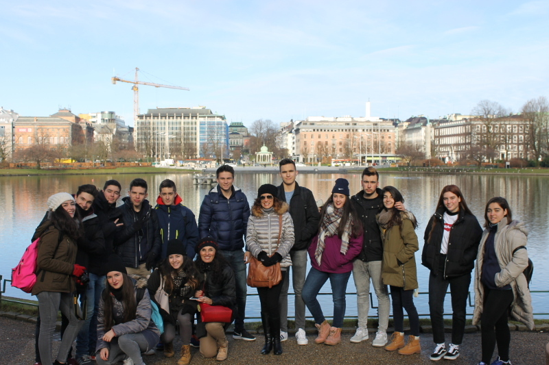 Alumnos de La Salle Paterna viajan a Noruega