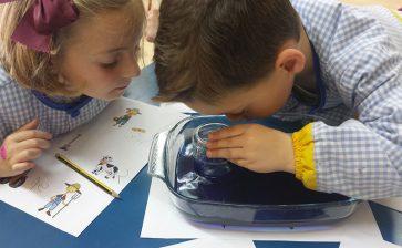 Miles de alumnos de La Salle de Infantil, Primaria, ESO y Bachillerato participan en una gran jornada científica