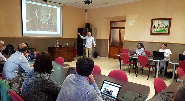 Reunión de directores generales de La Salle en Pont d'Inca