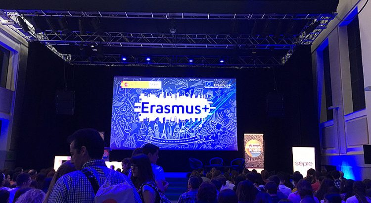 Erasmus+ en Madrid