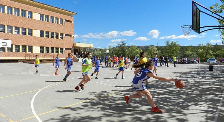 Juegos de la Amistad en La Salle Teruel