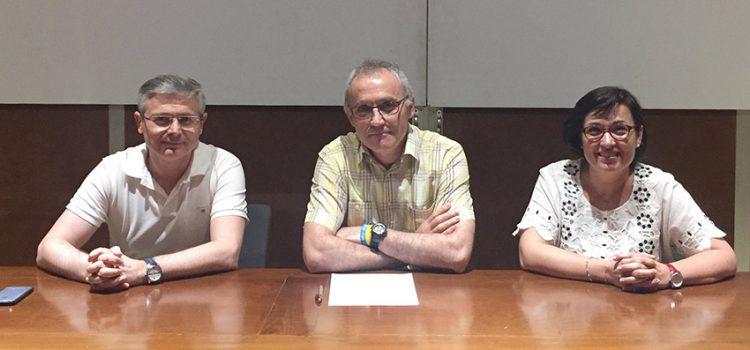 Ángel Civera, próximo director general del colegio La Salle Paterna