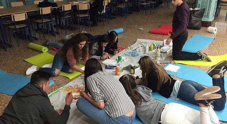 Arte y oración para todos los jóvenes y monitores de los grupos de Salle Joven