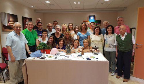 Séptimo encuentro, en Cala Morlanda y Benicarló, del proyecto 'Tres Tiendas' de La Salle Valencia-Palma
