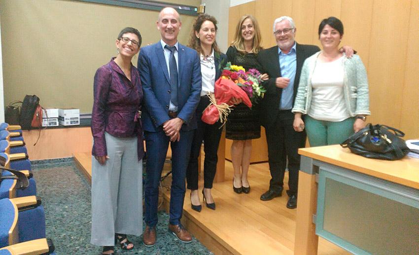 Mercedes Bisquert, profesora de Primaria de la Escuela Profesional La Salle de Paterna, doctora en Educación