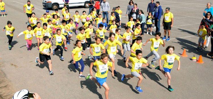 Gran éxito de participación en la 5ª edición de la Carrera solidaria organizada por La Salle Maó