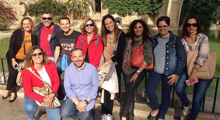 Grupo de orientadores de La Salle Valencia-Palma