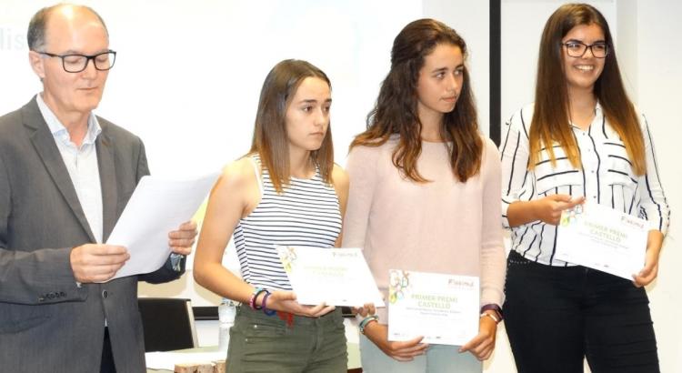 Les guanyadores del concurs de relat Ficcions
