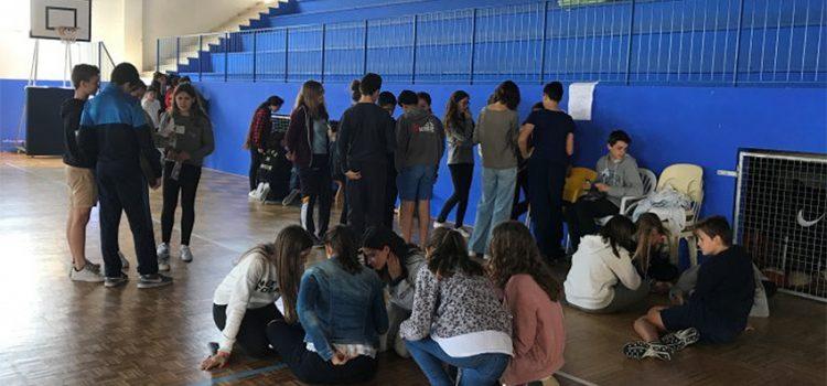 La Salle Maó somia ciència 2017