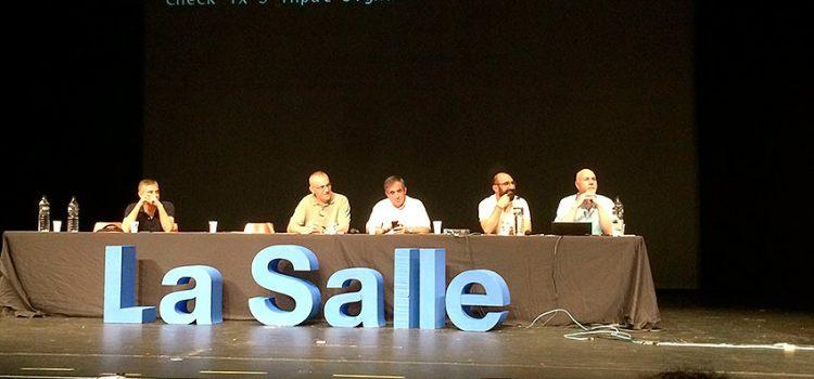 Jornadas Institucionales de La Salle Valencia-Palma: mirando más allá para creer, crear y crecer juntos