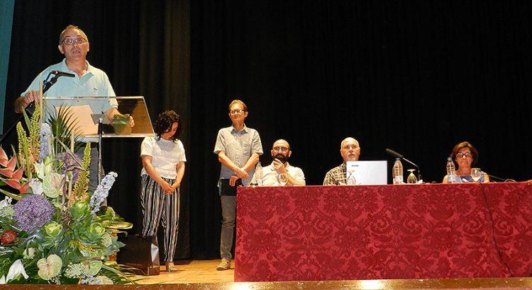Puri Santos y Fran Martínez reciben reconocimiento
