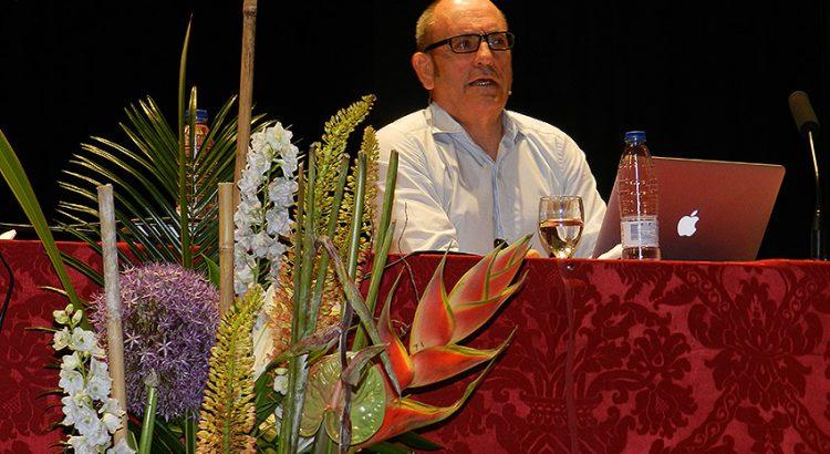 El ponente Toni Ramos