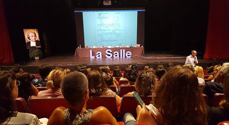 Asistentes a las Jornadas Institucionales en Palma