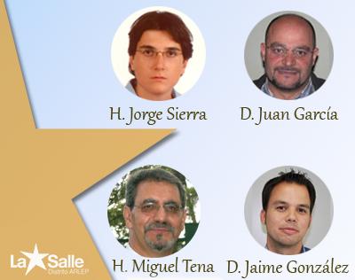 Nuevos nombramientos para la Misión Pastoral, Formación, Economía y Secretaría de La Salle en España y Portugal
