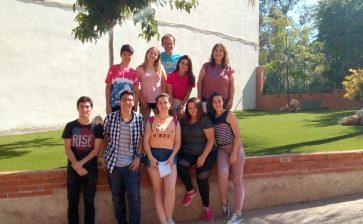 Confirmaciones de alumnos de 4º de ESO en la Escuela Profesional La Salle de Paterna