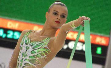 Ruth Pastor, alumna de La Salle Paterna, campeona de España en equipo de 1ª Categoría de Gimnasia Rítmica