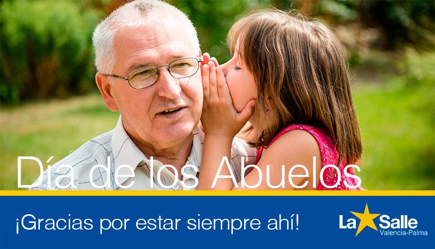 Hoy se celebra el Día de los Abuelos: un apoyo y una fuente de inspiración
