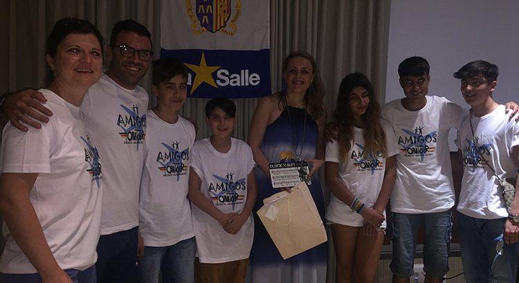 Lasalianos y Amigonianos en Valencia