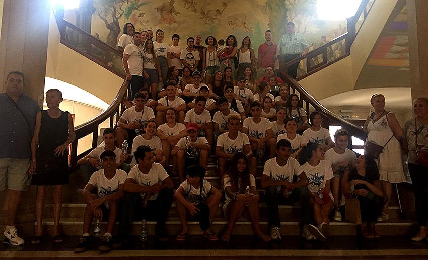 Vacaciones solidarias para menores de Alemania y Valencia gracias a las fundaciones La Salle Acoge y Luis Amigó
