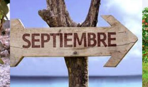 Septiembre · Reflexión de septiembre 2017