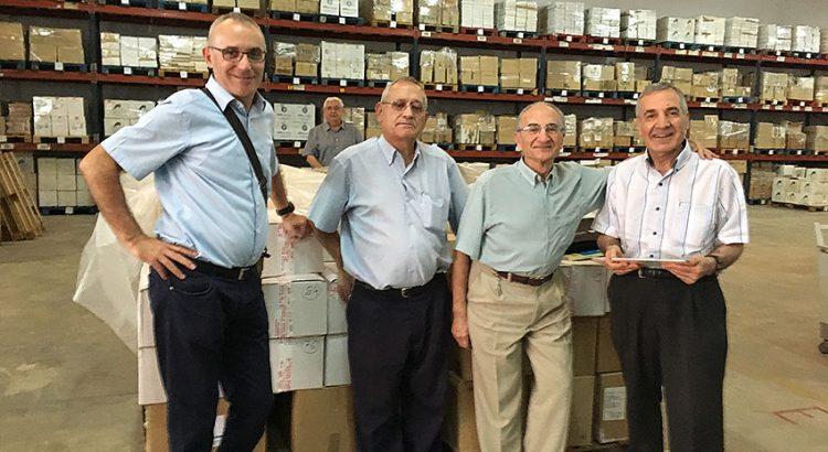 Visita a la Fundación Padre Juan Schenk