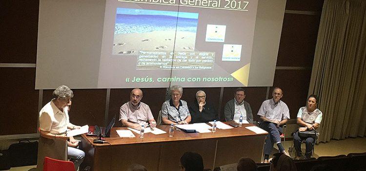 El colegio La Salle de Paterna acoge la Asamblea General de CONFER-COVAL