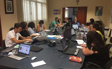 Jornada de formación de Sallenet en Palma para los administradores de los colegios La Salle de Mallorca y Menorca