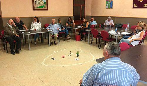 Primer encuentro del Proyecto 3t (Tres Tiendas) en La Salle Valencia-Palma