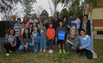 El colegio La Salle Teruel recibe a sus nuevas auxiliares de conversación en inglés