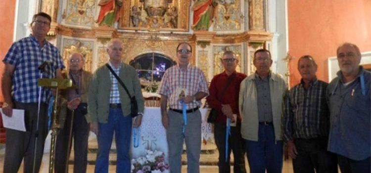 La Comunidad de Teruel ofrece su Proyecto Comunitario a Nuestra Señora de las Cuevas (Caminreal, Teruel)