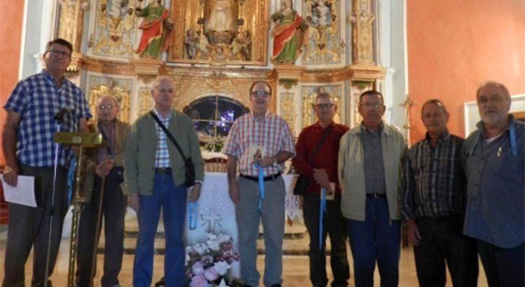 a Comunidad de Teruel ofrece su Proyecto Comunitario a Nuestra Señora de las Cuevas (Caminreal, TE)