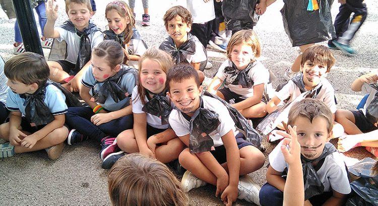 Dia de Les verges a La Salle Palma
