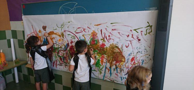 La Salle Alcoi comença a treballar amb els ambients d'aprenentatge en Infantil