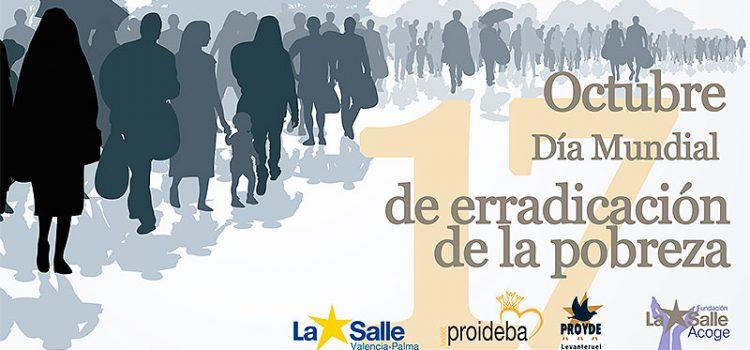 Día Internacional para la Erradicación de la Pobreza – 17 de octubre