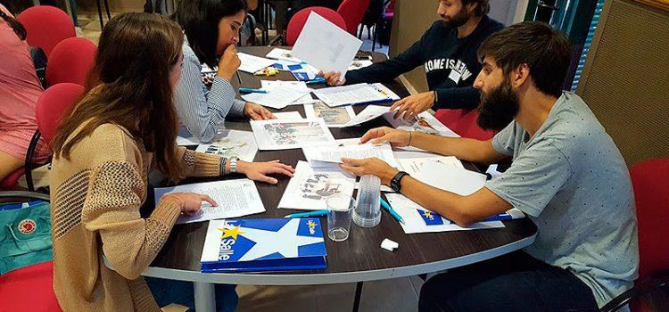 Jornada de Formación Inicial en Pont d'Inca para profesores nuevos de La Salle en las Islas Baleares