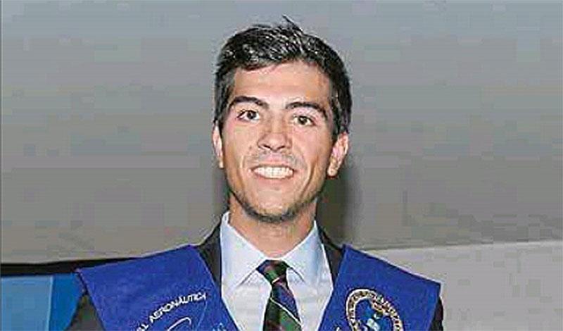 Diario de Menorca entrevista a Borja Pons, antiguo alumno de La Salle Maó y premio especial al mejor expediente académico como Ingeniero Aeroespacial