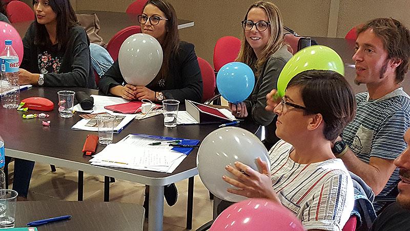 Jornada de formación presencial para profesores nuevos de La Salle Valencia-Palma
