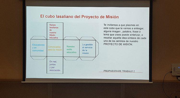 El claustro de Pont d'Inca prepara su proyecto de Misión