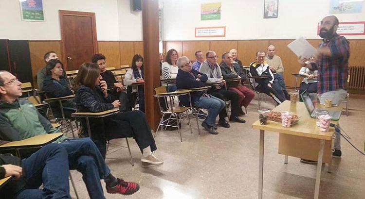 Segundo encuentro del Proyecto Tres Tiendas en Teruel