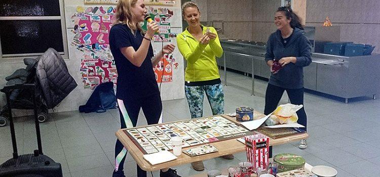 Bingo en inglés para alumnos y familias en La Salle Teruel