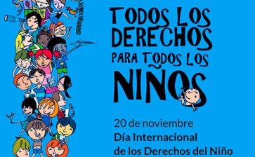 Celebració Dia de l'Infant a La Salle Maó: per pensar-hi i ser agraïts, però també per lluitar per la igualtat de drets!