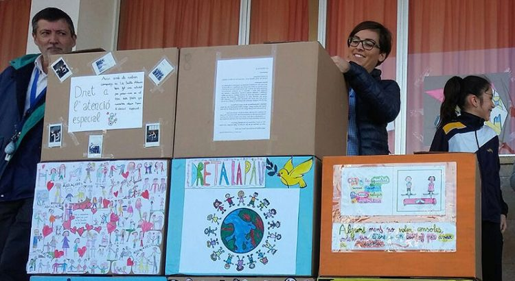 La Salle Maó celebra el Día de los derechos del Niño