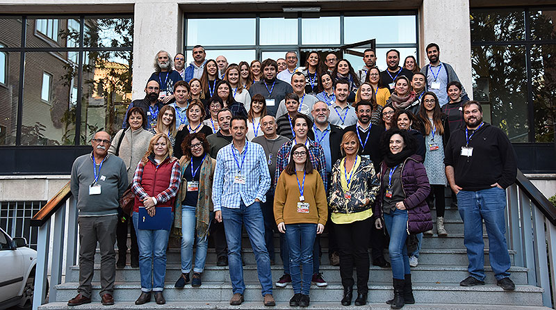 Primer encuentro de voluntariado de ONGD lasalianas en Madrid