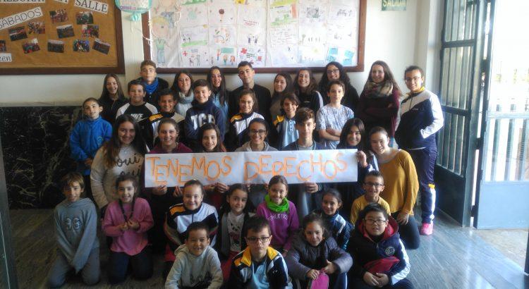 Celebración del Día del Niño en la Escuela Profesional