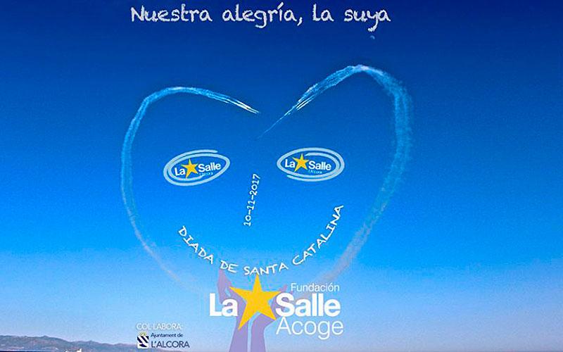 'Nuestra alegría, la suya', La Salle l'Alcora celebra el día de santa Catalina
