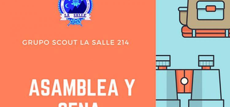 El Grupo Scout La Salle 214 celebra su 48 aniversario en el colegio La Salle Paterna